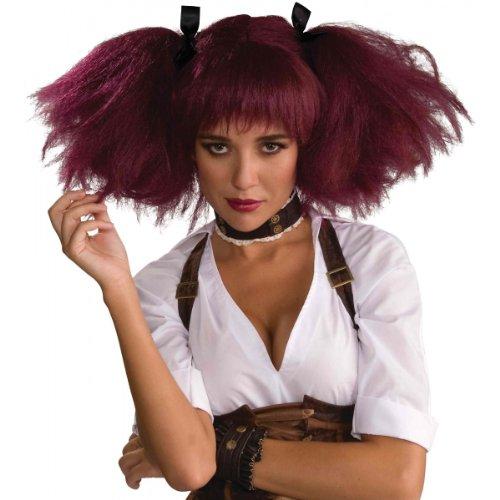 Steampunk Hairstyles Steampunk Wigs Getting Steampunked