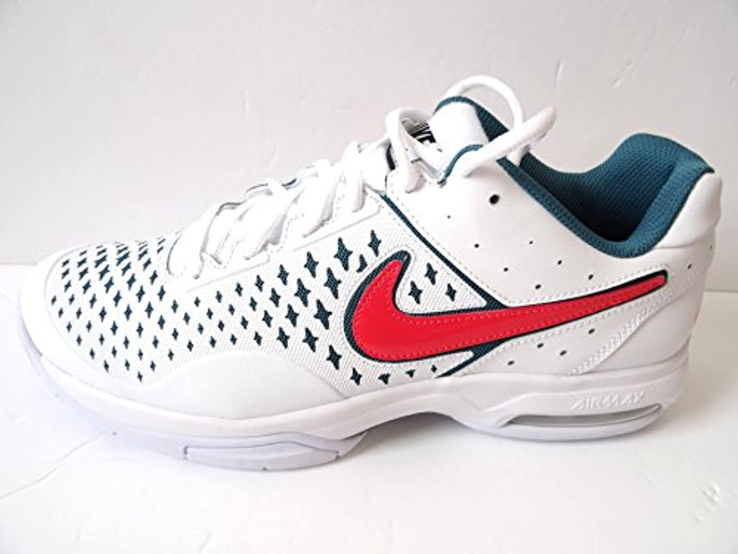 ... nike air max cage advantage OMNI mens tennis trainers 599362 163  sneakers shoes federer nadal ...
