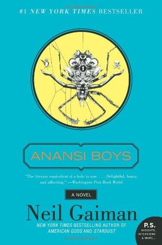 Anansi Boys: A Novel (P.S.)