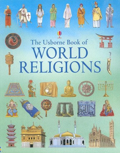 The Usborne Book of World Religions (World Cultures)