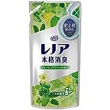 レノア 本格消臭 柔軟剤 フレッシュグリーン 詰替用 480ml