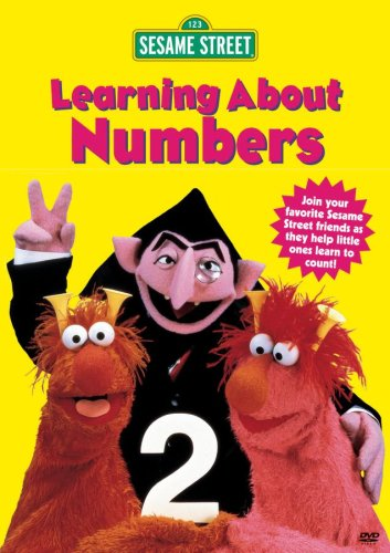 Sesame Street - Learning About Numbers [VHS]