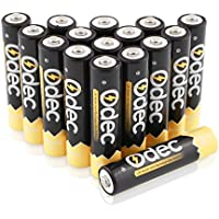 16 Pack Odec NiMH AAA Rechargeable Batteries 1000mAh