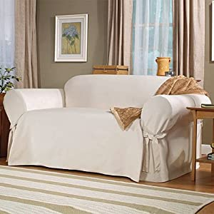 Sectional Sofa Slipcover Buy Sofa Slipcover White Natural