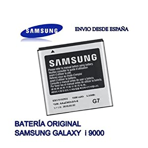 BATERIA INTERNA 100% ORIGINAL PARA SAMSUNG GALAXY S i9000 BATTERY EB575152VU