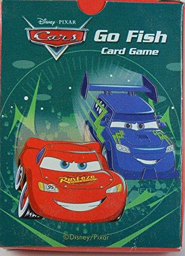 disney cars go fish card game