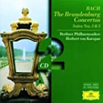 The Brandenburg Concertos Suites Nos....