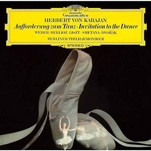 SACD : Herbert von Karajan - Aufforderung Zum Tanz (Limited Edition, Direct Stream Digital, Super-High Material CD, Japan - Import, Single Layer SACD)