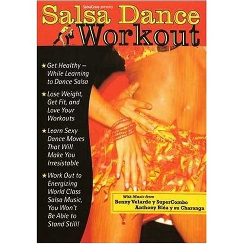 SalsaCrazy Presents: Salsa Dance Workout and Fitness DVD (Salsa Workout Dvd compare prices)