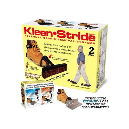 Kleen?Stride Personal Debris Removal System - JOKE GIFT BOX - FROM THE