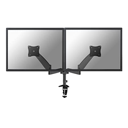 Newstar a schermo piatto/supporto per Monitor (-) per il doppio schermo (24 60,96 cm (2010) 3, facilmente regolabile in altezza