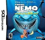 Finding Nemo: Escape to the Big Blue...