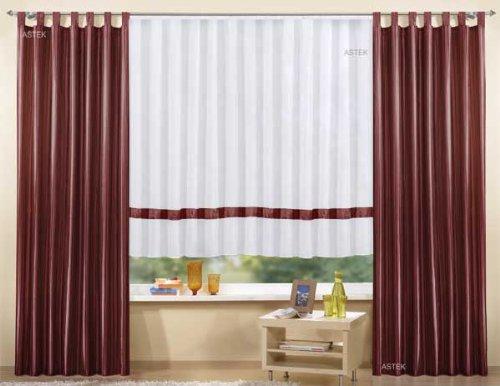gardine kurzstore sonstige preisvergleiche erfahrungsberichte und kauf bei nextag. Black Bedroom Furniture Sets. Home Design Ideas