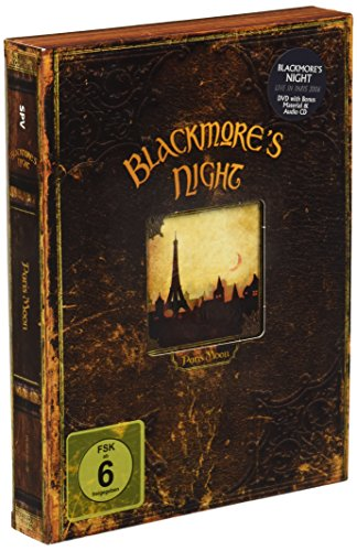 Blackmore Ritchie - Blackmore's night (+CD)