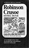 Robinson Crusoe (Norton Critical Editions) (0393092313) by Daniel Defoe