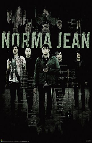 norma-jean-group-dark-music-poster-print-24x36-poster-print-24x36