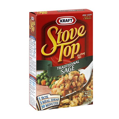 Stove Top Stuffing Mix - Traditional Sage 170g