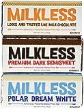 Combo Chocolate Bar Pack (Six Pack) - Gluten Free, Nut Free, Milk Free