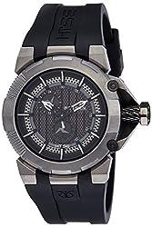 Titan HTSE Analog Black Dial Mens Watch - NE1539TP01
