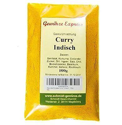 """Gewürze-Express Curry """"Indisch"""", 100g von Gewürze-Express auf Gewürze Shop"""