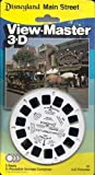 Disneyland Main Street 3d View-Master 3 Reel Set by View-Master