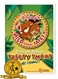 Disney's Wild About Safety With Timon & Pumbaa [DVD] [2007] [Region 1] [US Import] [NTSC]
