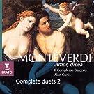 Monteverdi: Duets Vol. 2