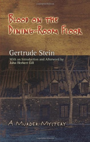 Blood on the Dining-Room Floor: A Murder Mystery (Dover Books on Literature & Drama)