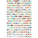 (24x36) Flags of the World (Flags & Countries) Art Poster Print