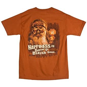 Duck Dynasty Happiness Tee