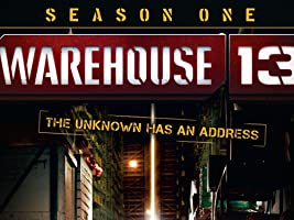 Warehouse 13 - Staffel 1