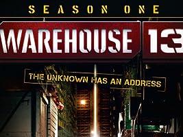 Warehouse 13 - Staffel 1