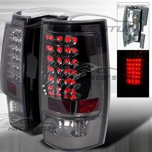07-11 Chevrolet Tahoe / Gmc Denali Yukon Led Tail Lights - Smoked