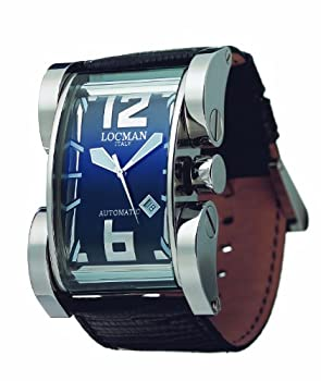 Oversize Latin Lover Automatic Watch from Locman Italy