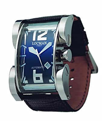 Locman Oversize Latin Lover Automatic Watch from Locman Italy