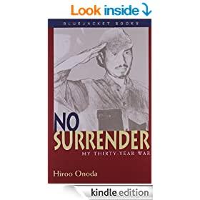 No Surrender: My Thirty-Year War (Bluejacket Books)
