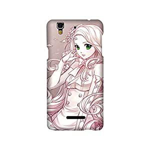StyleO YU YUREKA PLUS Back Cover High Quality Designer Case and Covers for YU YUREKA PLUS (Printed Back Cover)