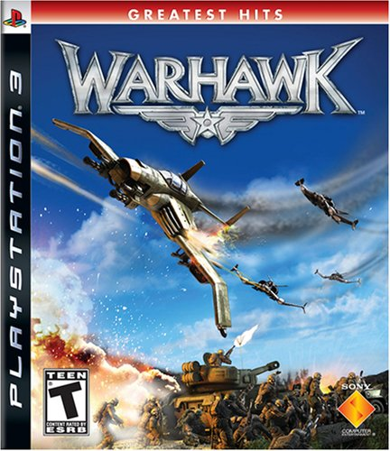 Warhawk - Playstation 3 (No Headset)