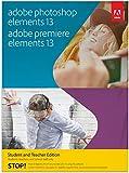 Adobe Photoshop Elements & Premiere Elements 13 - Student and Teacher Edition [Download]