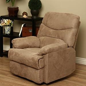 Tucker Tan Recliner Chair
