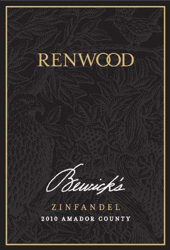 2011 Renwood Winery Bewick'S, Amador County Zinfandel 750 Ml