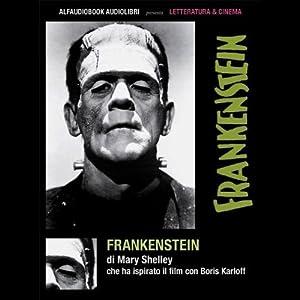 Frankenstein | Livre audio