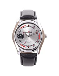 Turbo Youth Analogue Silver Dial Men's Watch - R101-002S