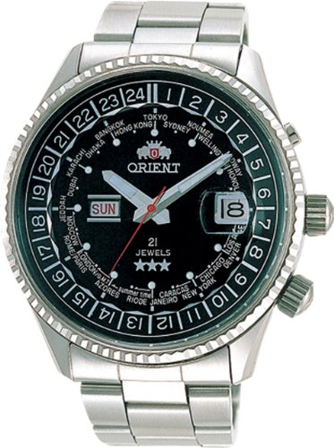 ORIENT automatic KING MASTER world time Reprint Edition WZ0371EM mens watch