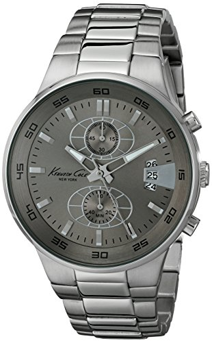 Kenneth Cole New York Chronograph Stainless Steel Men's watch #KC9362