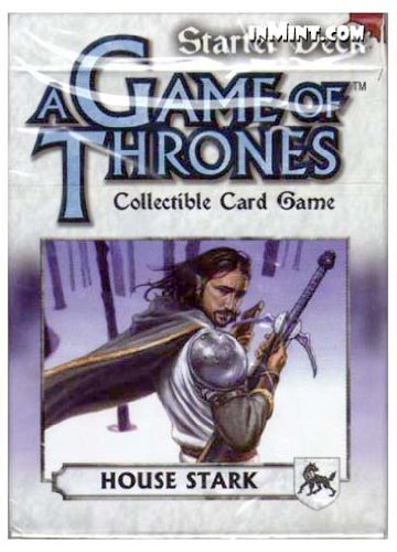 A Game of Thrones Starter Deck House Stark - 1