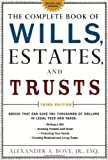 Complete Book of Wills, Estates, and Trusts