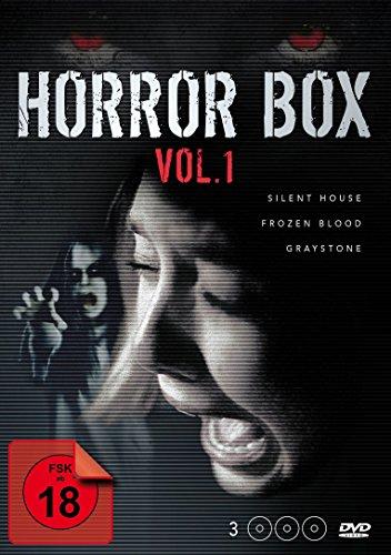 Horror Box Vol.1 [3 DVDs]