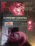 img - for Elementary Statistics Using the TI-83/84 Plus Calculator 3rd ed custom book / textbook / text book