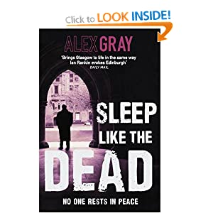 Sleep Like the Dead - Alex Gray